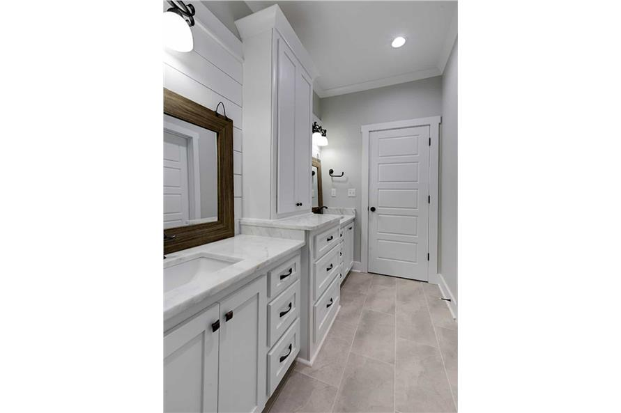 Bathroom of this 3-Bedroom,2077 Sq Ft Plan -2077
