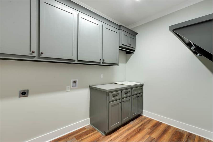 Laundry Room of this 3-Bedroom,2077 Sq Ft Plan -2077