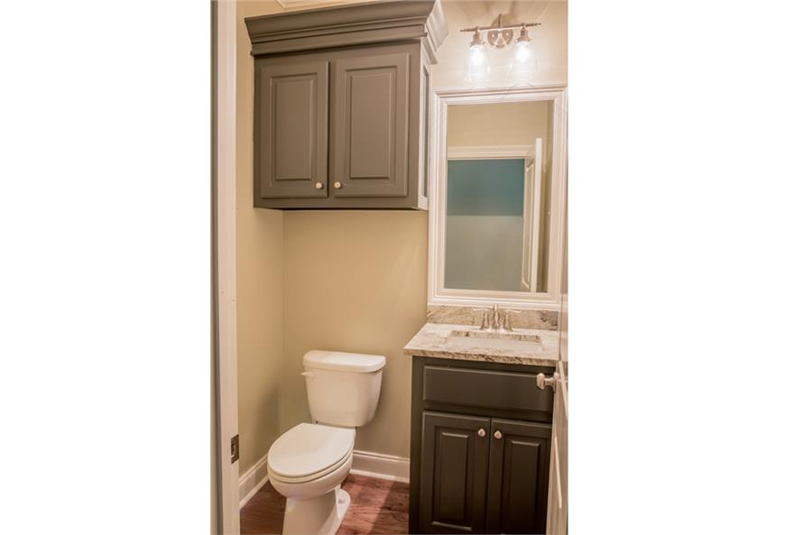 Powder Room of this 3-Bedroom,2239 Sq Ft Plan -2239