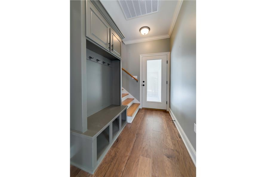 Mudroom of this 3-Bedroom,2086 Sq Ft Plan -142-1191