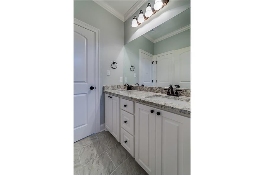 Bathroom of this 4-Bedroom,2053 Sq Ft Plan -2053
