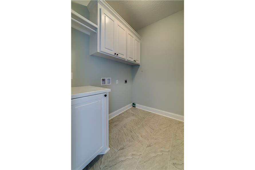 Laundry Room of this 4-Bedroom,2053 Sq Ft Plan -2053