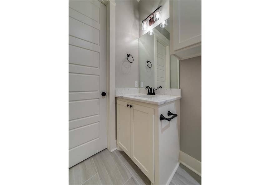 Bathroom of this 4-Bedroom,2219 Sq Ft Plan -2219