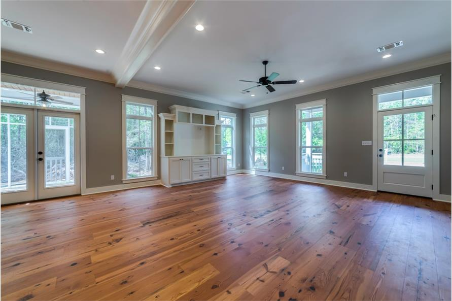 Great Room of this 4-Bedroom,2219 Sq Ft Plan -2219