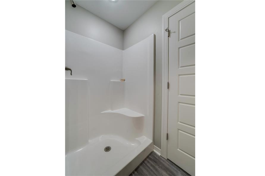 Master Bathroom of this 3-Bedroom,1232 Sq Ft Plan -1232