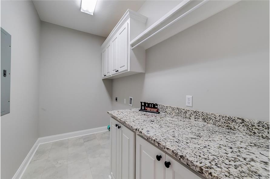 Laundry Room of this 4-Bedroom,1889 Sq Ft Plan -1889