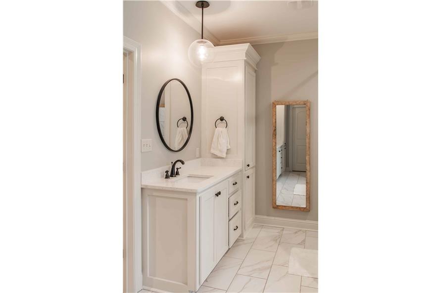 Master Bathroom: Sink/Vanity of this 4-Bedroom,2373 Sq Ft Plan -2373