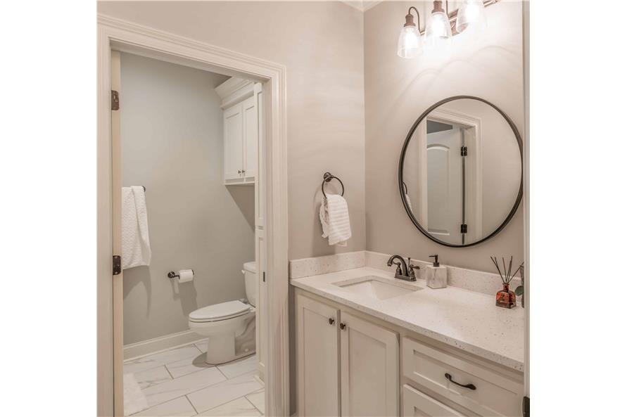 Bathroom of this 4-Bedroom,2373 Sq Ft Plan -2373