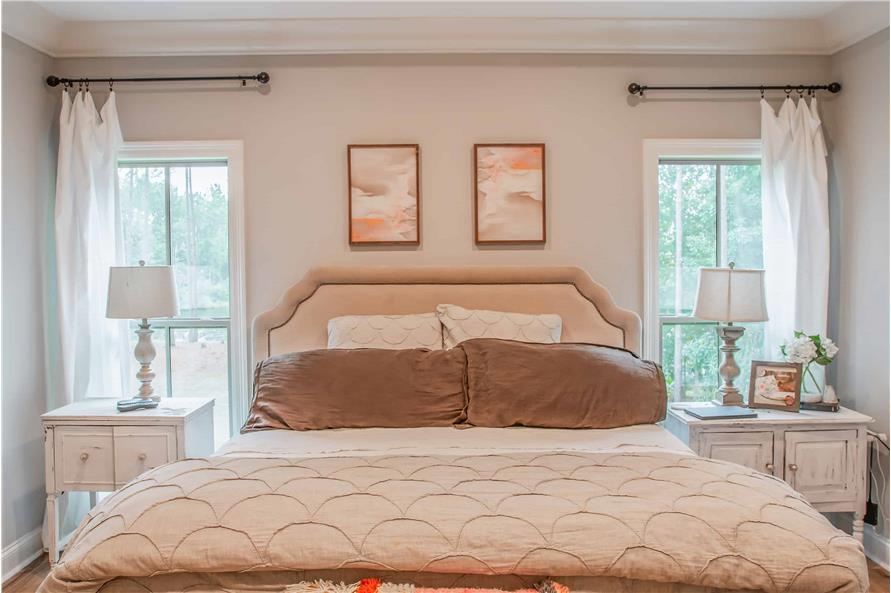 Master Bedroom of this 4-Bedroom,2373 Sq Ft Plan -2373