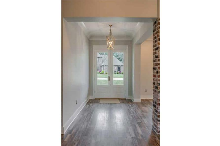 Entry Hall: Foyer of this 3-Bedroom,2652 Sq Ft Plan -2652