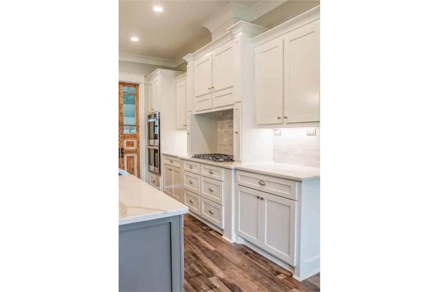 Kitchen of this 3-Bedroom,2652 Sq Ft Plan -2652