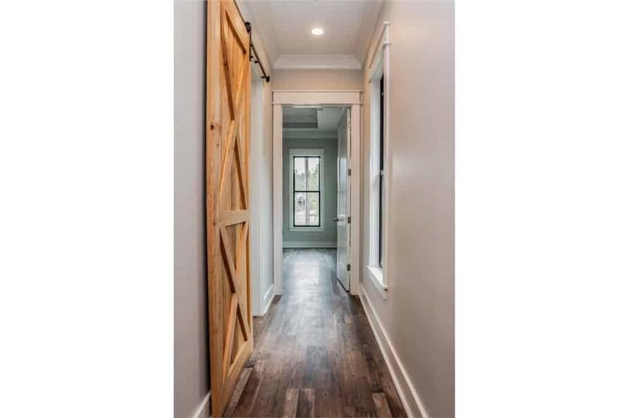 Entry Hall of this 3-Bedroom,2652 Sq Ft Plan -2652