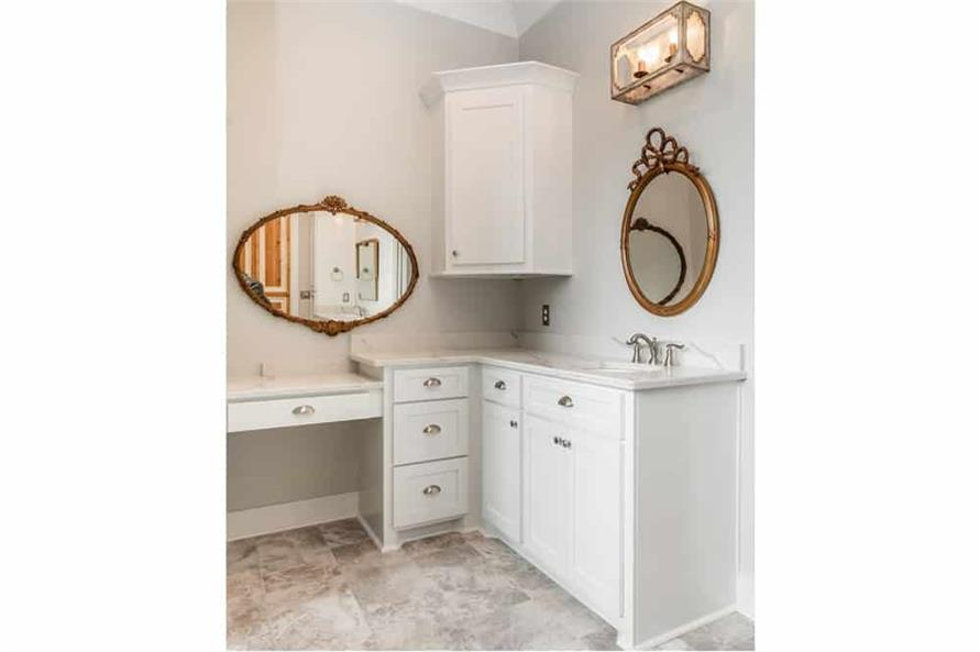 Master Bathroom of this 3-Bedroom,2652 Sq Ft Plan -2652