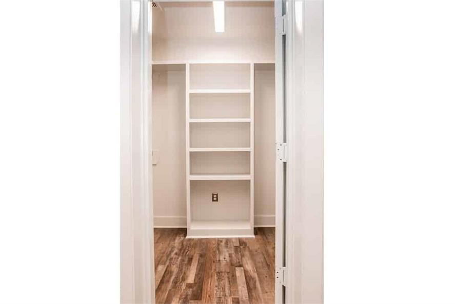 Storage and Closets of this 3-Bedroom,2652 Sq Ft Plan -2652