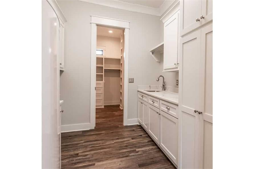 Laundry Room of this 3-Bedroom,2652 Sq Ft Plan -2652