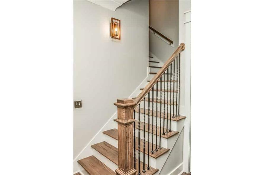 Entry Hall: Staircase of this 3-Bedroom,2652 Sq Ft Plan -2652