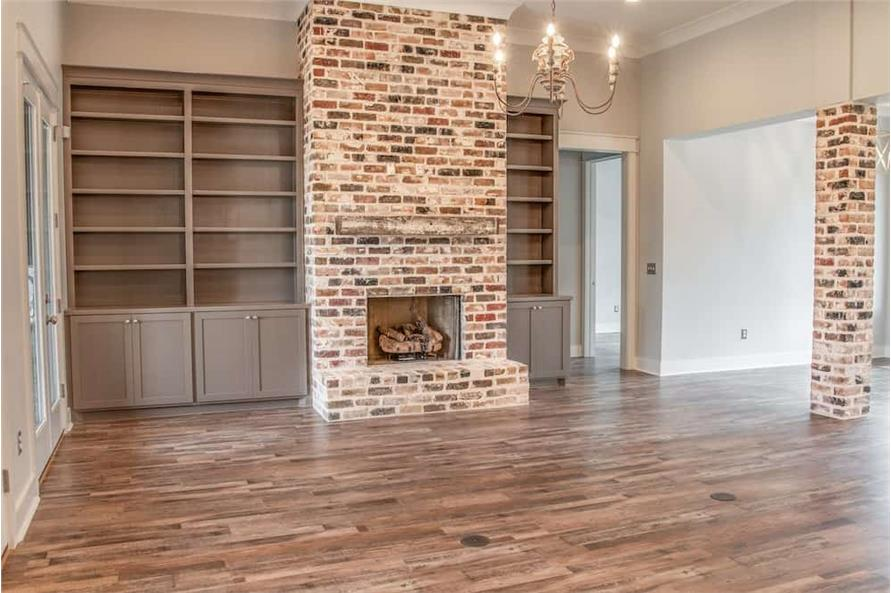 Great Room of this 3-Bedroom,2652 Sq Ft Plan -2652