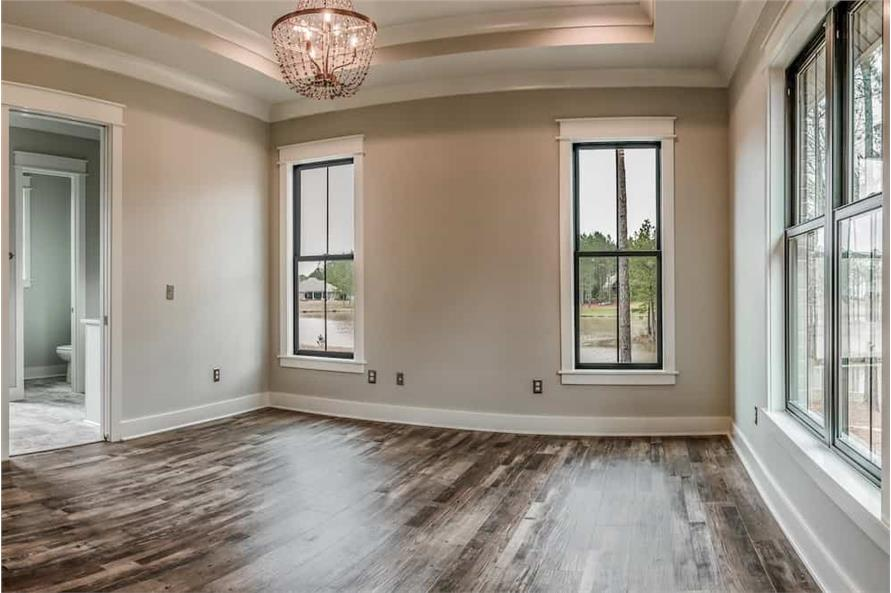 Master Bedroom of this 3-Bedroom,2652 Sq Ft Plan -2652