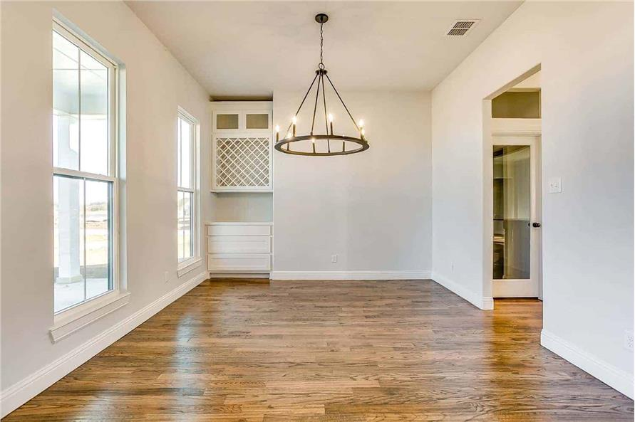 Dining Room of this 4-Bedroom,2390 Sq Ft Plan -142-1231