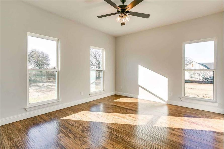 Bedroom of this 4-Bedroom,2390 Sq Ft Plan -142-1231