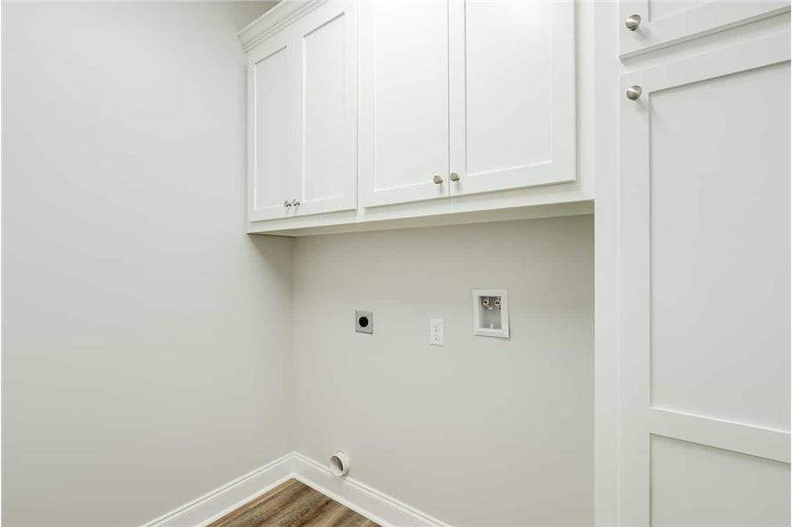 Laundry Room of this 4-Bedroom,2095 Sq Ft Plan -142-1237