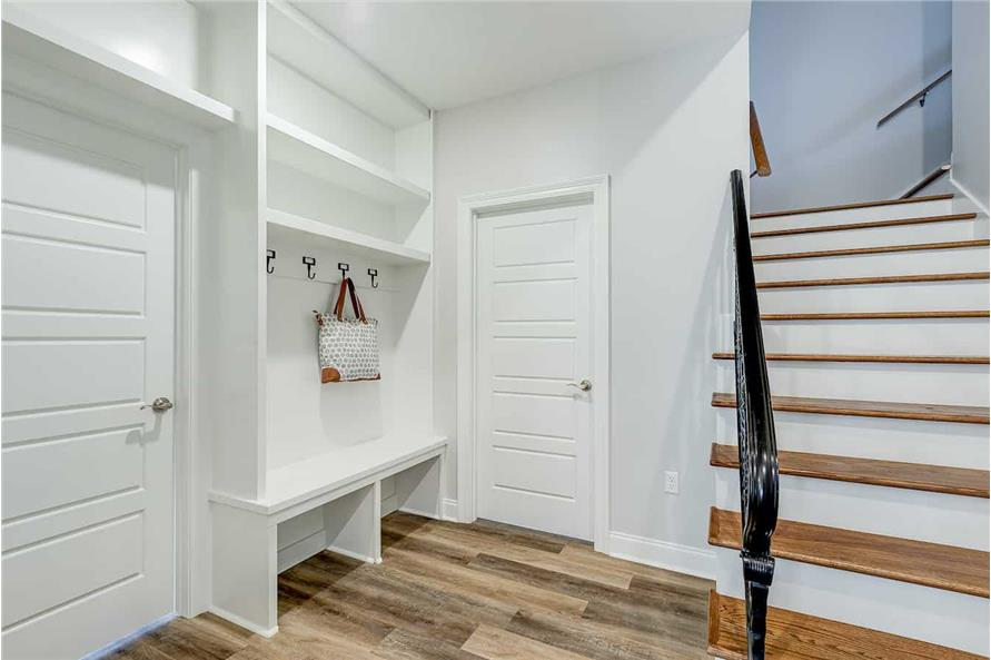 Mudroom of this 4-Bedroom,2095 Sq Ft Plan -142-1237