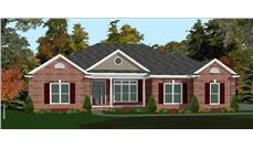 Main image for house plan # 17777