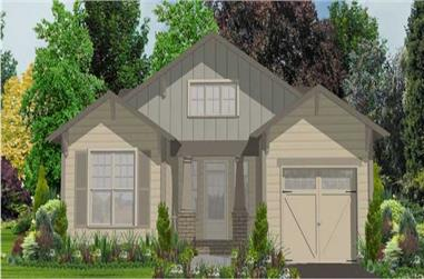 Main image for house plan # 17824
