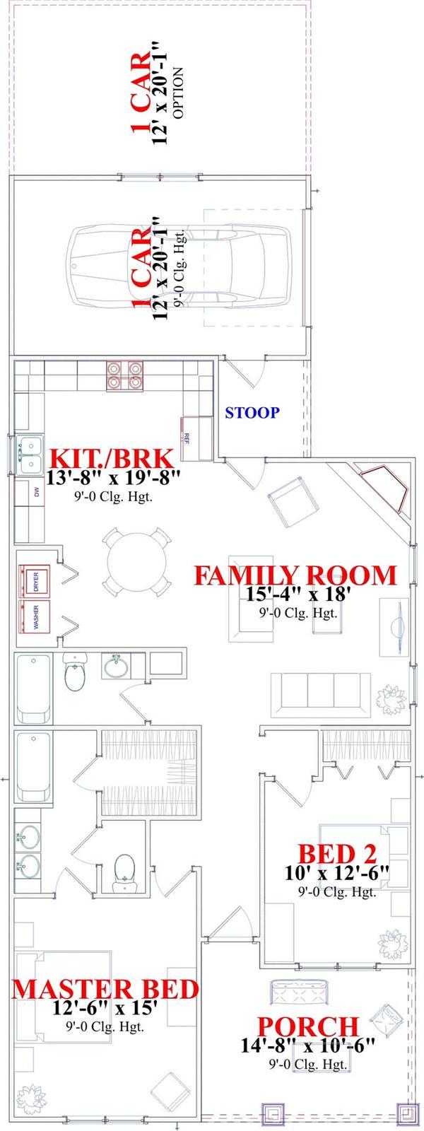 HOME PLAN 3