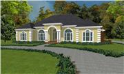 View house Plan#144-1051
