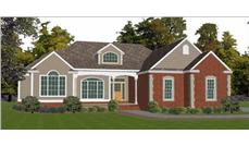 Main image for house plan # 11294