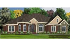 Main image for house plan # 17772