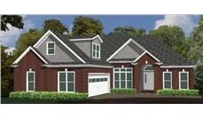 Main image for house plan # 17762