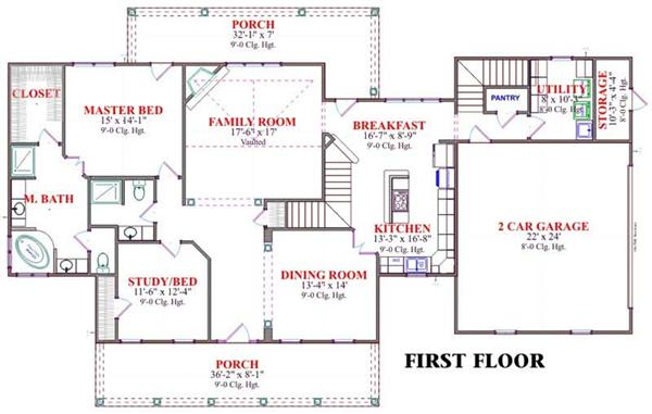 HOME PLAN SAVANNA3
