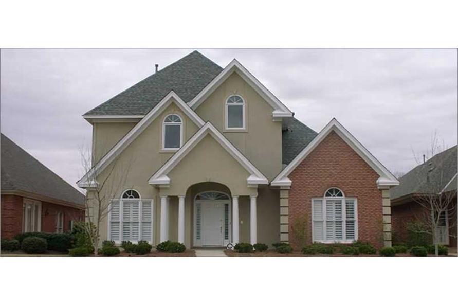 144-1077: Home Exterior Photograph