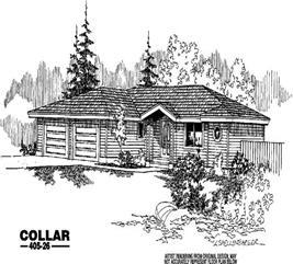 House Plan #145-1003