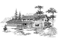 Main image for house plan # 3603