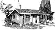 View house Plan#145-1031