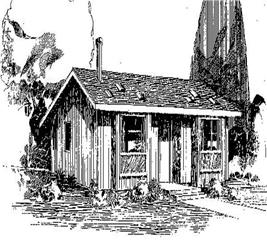 House Plan #145-1031