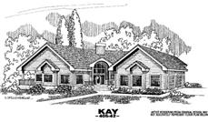 Main image for house plan # 6374