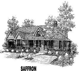 House Plan #145-1061