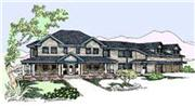 View house Plan#145-1146