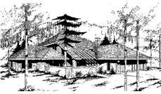 Main image for house plan # 6769