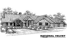 Main image for house plan # 3616