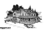 Main image for house plan # 3374