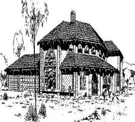 House Plan #145-1269