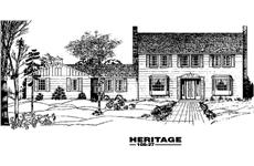 Main image for house plan # 3316