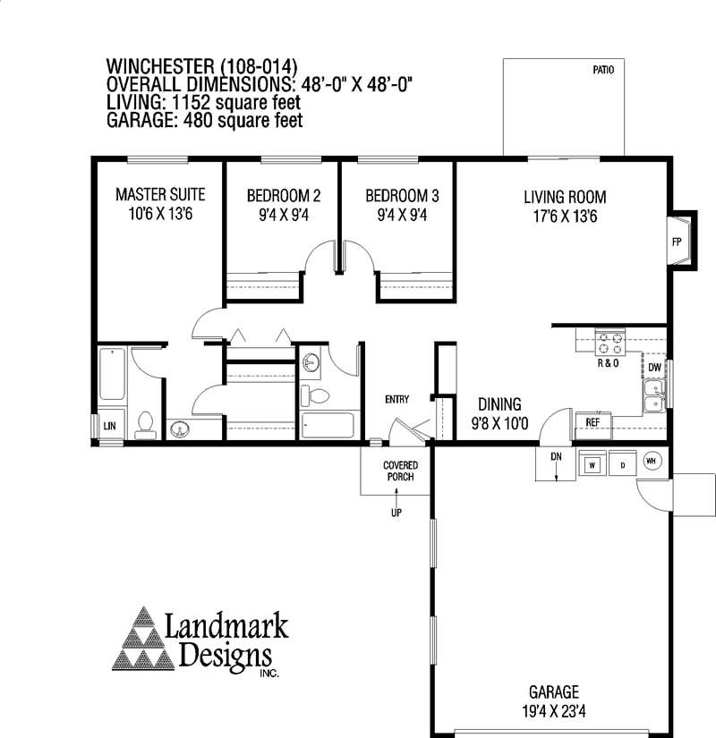 small traditional ranch house plans home design