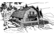 Main image for house plan # 3321