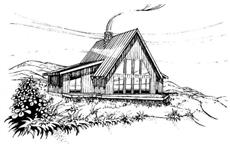 Main image for house plan # 3317